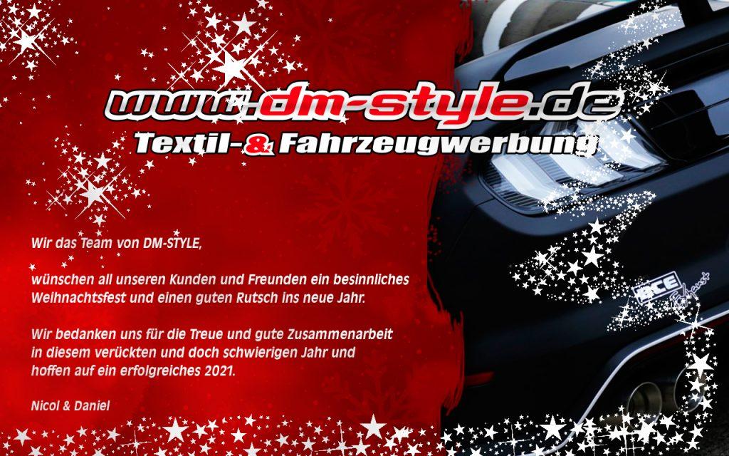 Textilwerbung und Fahrzeugwerbung in Halle Saale