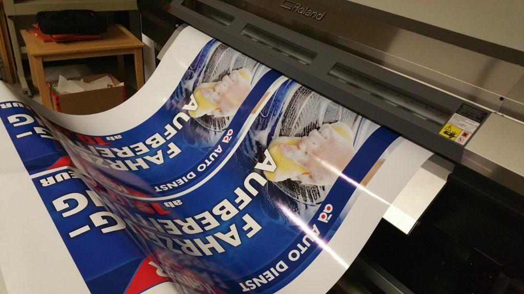 Print Druck Drucksachen Digitale Drucke Werbedruck Werbung Halle Saale